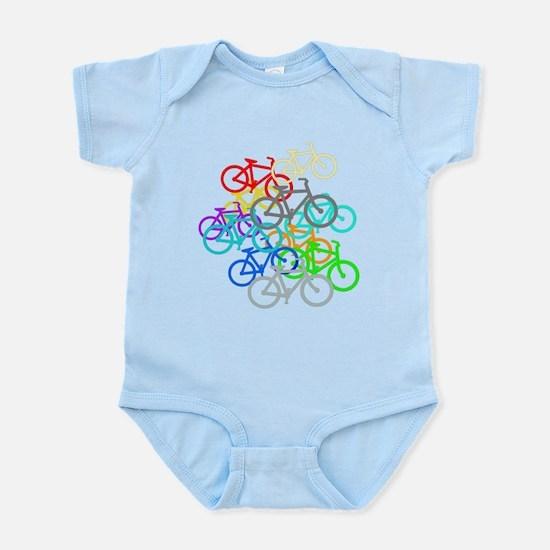 Bicycles Body Suit