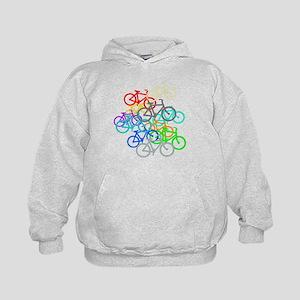 Bicycles Hoodie