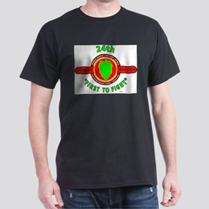 """24th Infantry Division """"First to Fight"""" T-Shirt"""