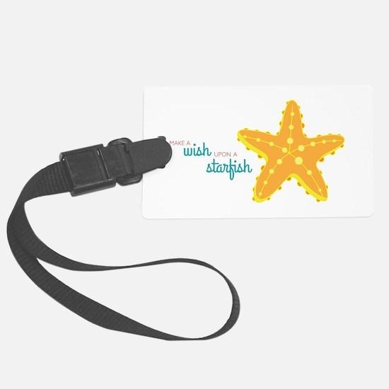 Make A Wish Luggage Tag