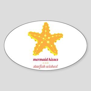 Starfish Wishes Sticker