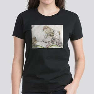 Sleepy English Bulldog T-Shirt