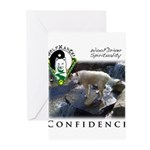 WMC Confidence Front Greeting Cards