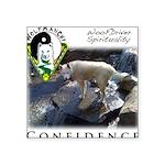 WMC Confidence Front Sticker