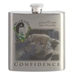 WMC Confidence Front Flask