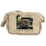 WMC Confidence Front Messenger Bag