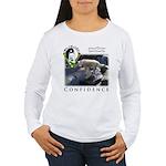 WMC Confidence Front Long Sleeve T-Shirt