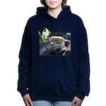 WMC Confidence Front Women's Hooded Sweatshirt