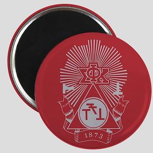 Phi Sigma Kappa Crest Magnet