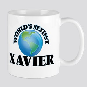 World's Sexiest Xavier Mugs