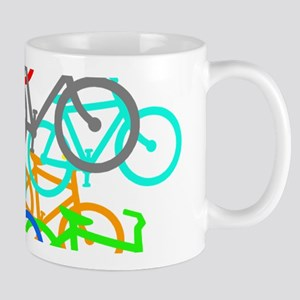 Bicycles Mugs