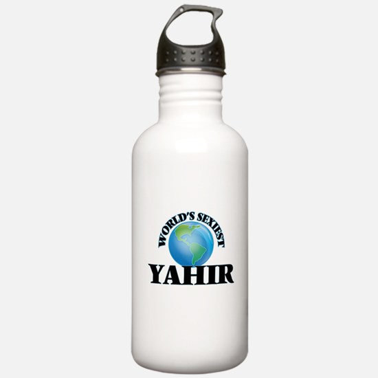 World's Sexiest Yahir Sports Water Bottle