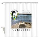 WMC Curiosity Front Shower Curtain