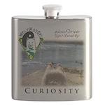 WMC Curiosity Front Flask