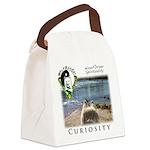 WMC Curiosity Front Canvas Lunch Bag