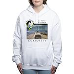 WMC Curiosity Front Women's Hooded Sweatshirt