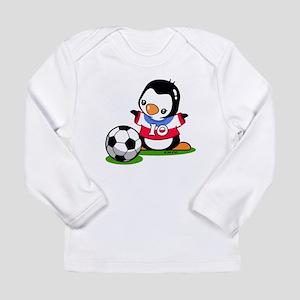 Soccerpenguin Infant Long Sleeve T-Shirt