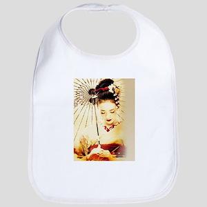geisha girl Bib