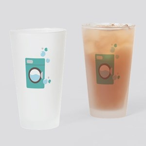 Washing Machine Drinking Glass