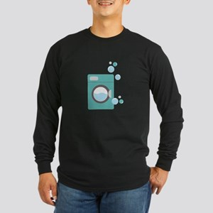 Washing Machine Long Sleeve T-Shirt