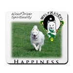 WMC Happiness Front Mousepad
