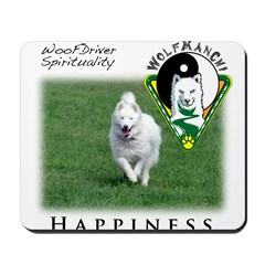 WMC Happiness Front Mousepad