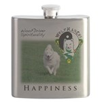WMC Happiness Front Flask