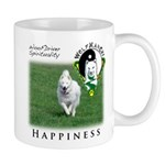 WMC Happiness Front Mugs