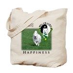 WMC Happiness Front Tote Bag