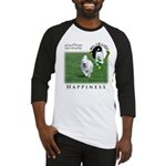 WMC Happiness Front Baseball Jersey