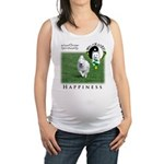 WMC Happiness Front Maternity Tank Top