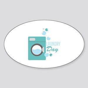 Laundry Day Sticker