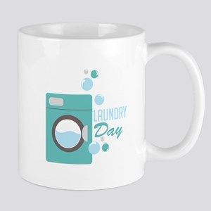 Laundry Day Mugs