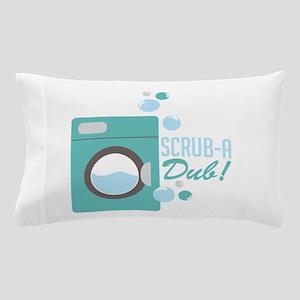 Scrub-A-Dub! Pillow Case