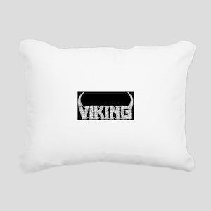 viking Rectangular Canvas Pillow