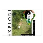 WMC Explore Front Postcards (Package of 8)
