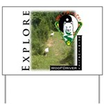 WMC Explore Front Yard Sign