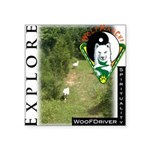 WMC Explore Front Sticker