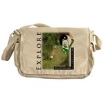 WMC Explore Front Messenger Bag