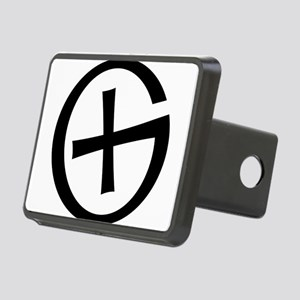 Geocaching symbol Hitch Cover