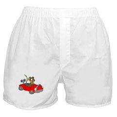Christmas Mouse Boxer Shorts