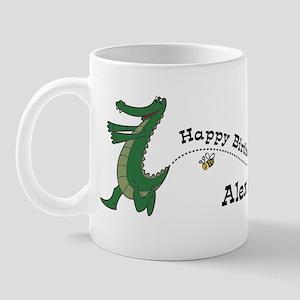 Happy Birthday Alex (gator) Mug