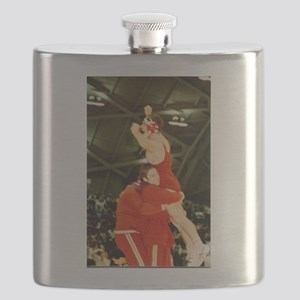 NCAA Champ Flask