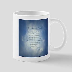 Apostles Creed Cyanotype Mug