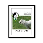 WMC Passion Front Framed Panel Print