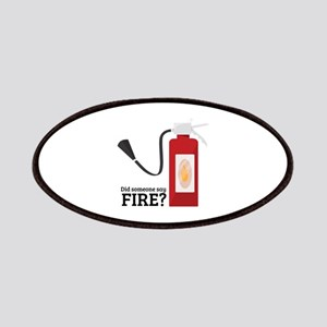 Fire Alarm Patches