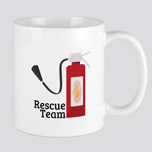 Rescue Team Mugs