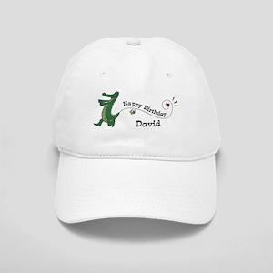 28949a1ac53 Hats. Happy Birthday David (gator) Cap