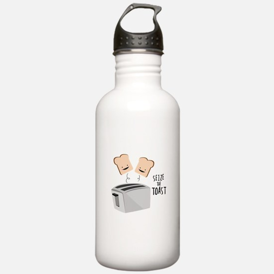 Seize The Toast Water Bottle