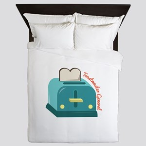 Toastmaster General Queen Duvet